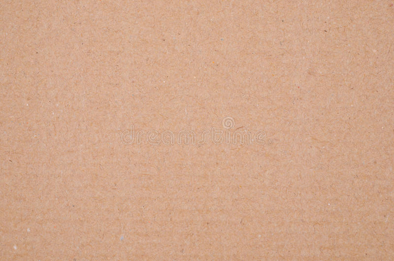 Carton. A horizontal carton texture paper stock photo