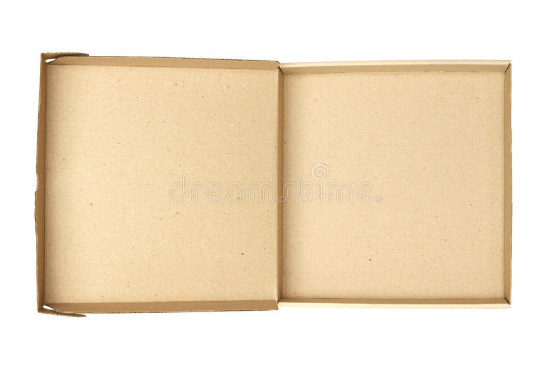 Download Carton box stock image. Image of case, pack, open, parcel - 26264361