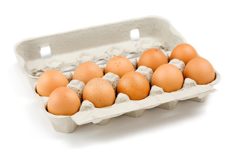 Download Carton Of Eggs Royalty Free Stock Photography - Image: 17034817