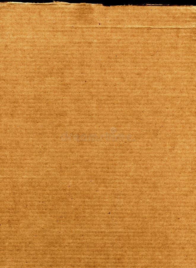 Carton, strié photos libres de droits