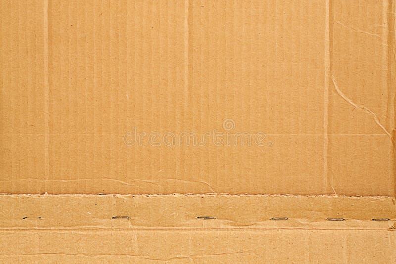 Carton. Texture of carton as background royalty free stock photos