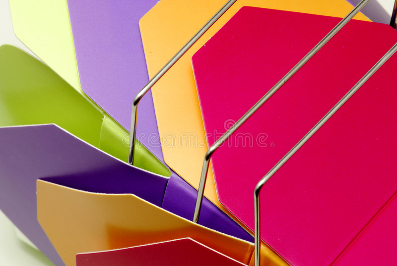 Cartons image stock