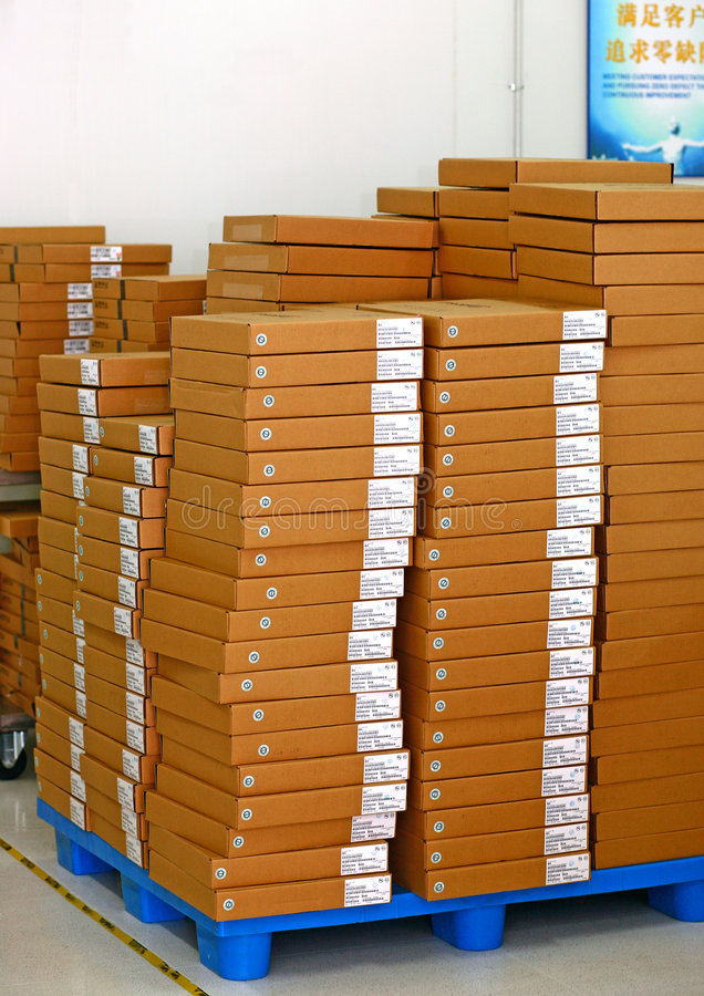 Free Cartons Royalty Free Stock Photos - 9048668