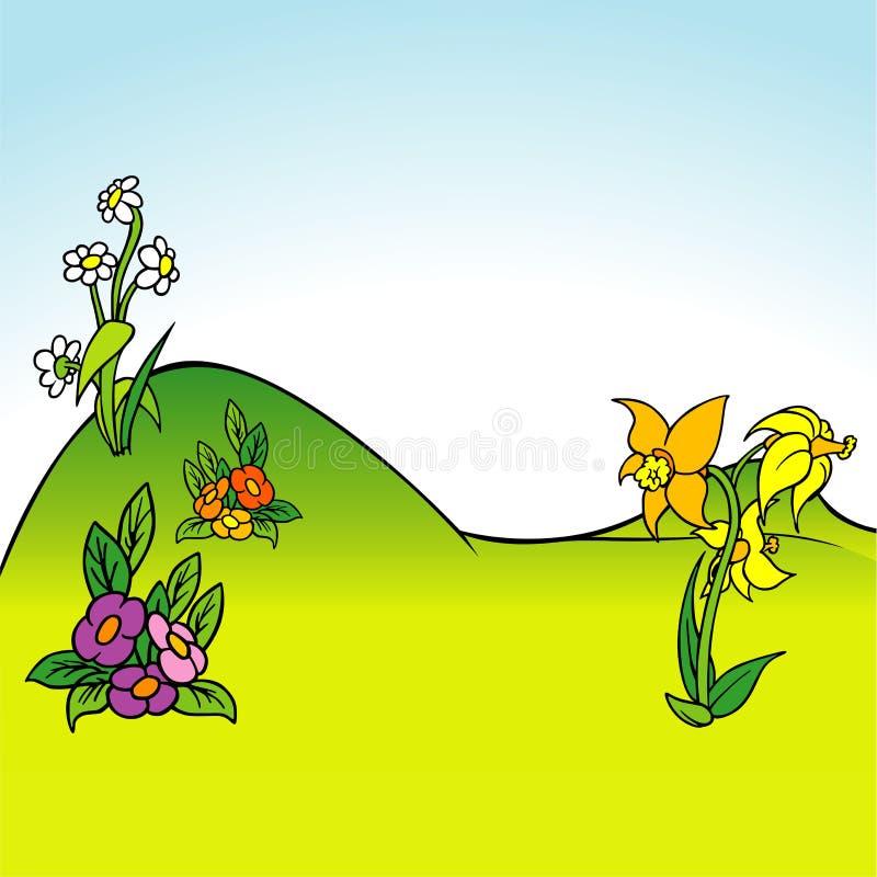 Free Cartoon Background 05 Stock Photography - 2429882