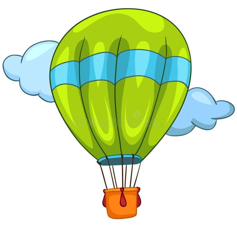 Cartoon Balloon royalty free illustration