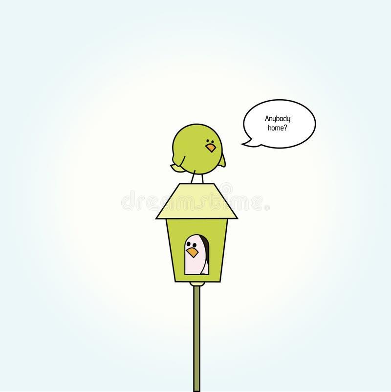 Download Cartoon birdies stock illustration. Image of decorative - 14541864