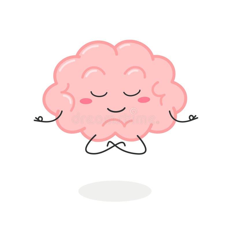 Calm Brain Stock Illustrations – 666 Calm Brain Stock Illustrations,  Vectors & Clipart - Dreamstime
