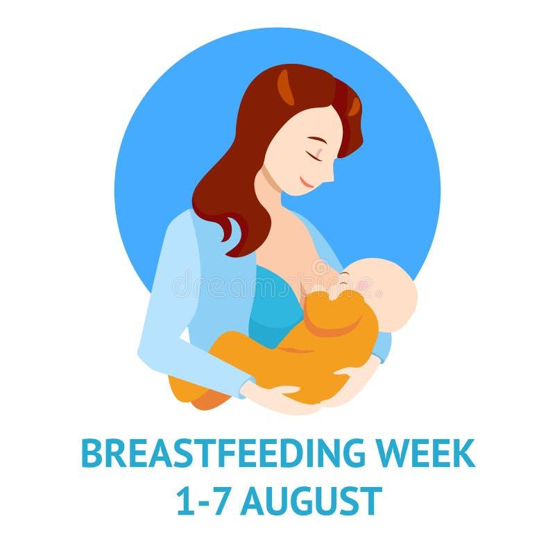 Breastfeeding Mother Stock Illustrations – 1,611