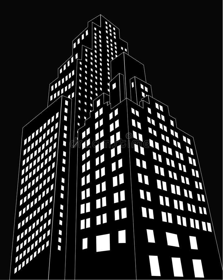 Cartoon Building stock vector. Illustration of landmark ...