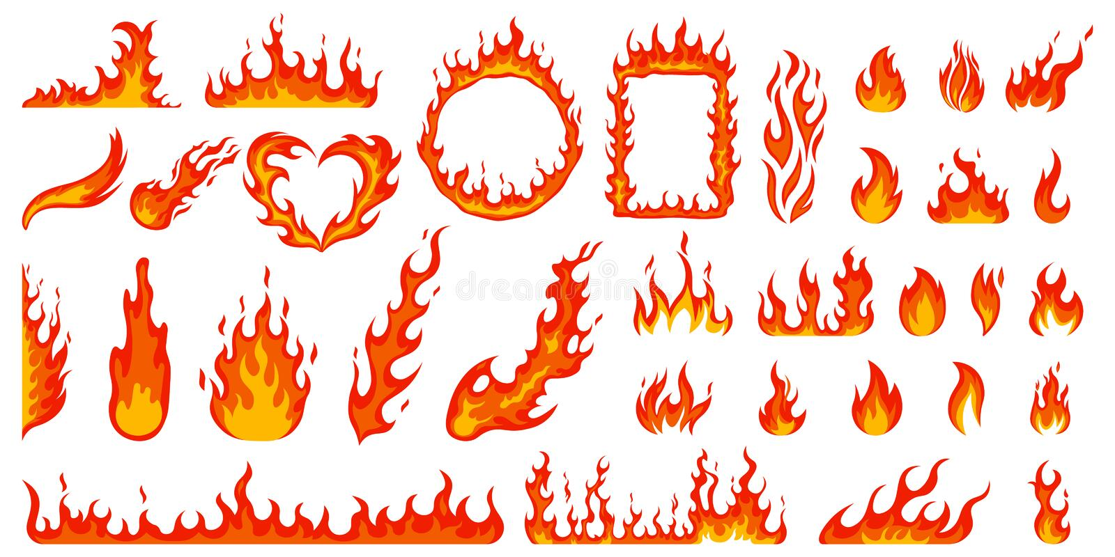 Cartoon Fire Stock Illustrations 82 787 Cartoon Fire Stock Illustrations Vectors Clipart Dreamstime Over 788 cartoon flames png images are found on vippng. dreamstime com