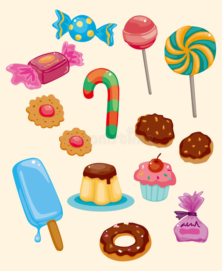 Download Cartoon candy icon stock vector. Illustration of graphic - 22324680