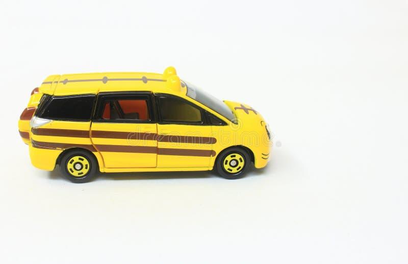 Cartoon car model. Toy mini cartoon car model stock images