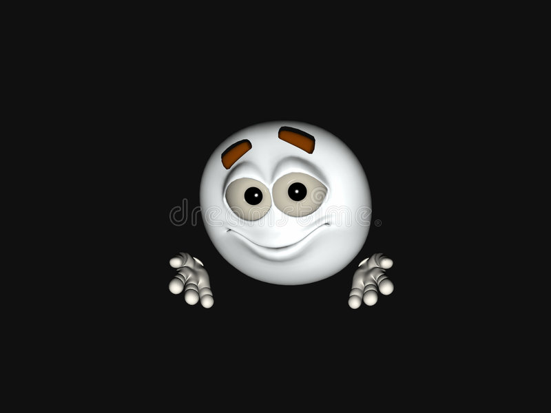Download Cartoon Character Emoticon Stock Photography - Image: 8119062