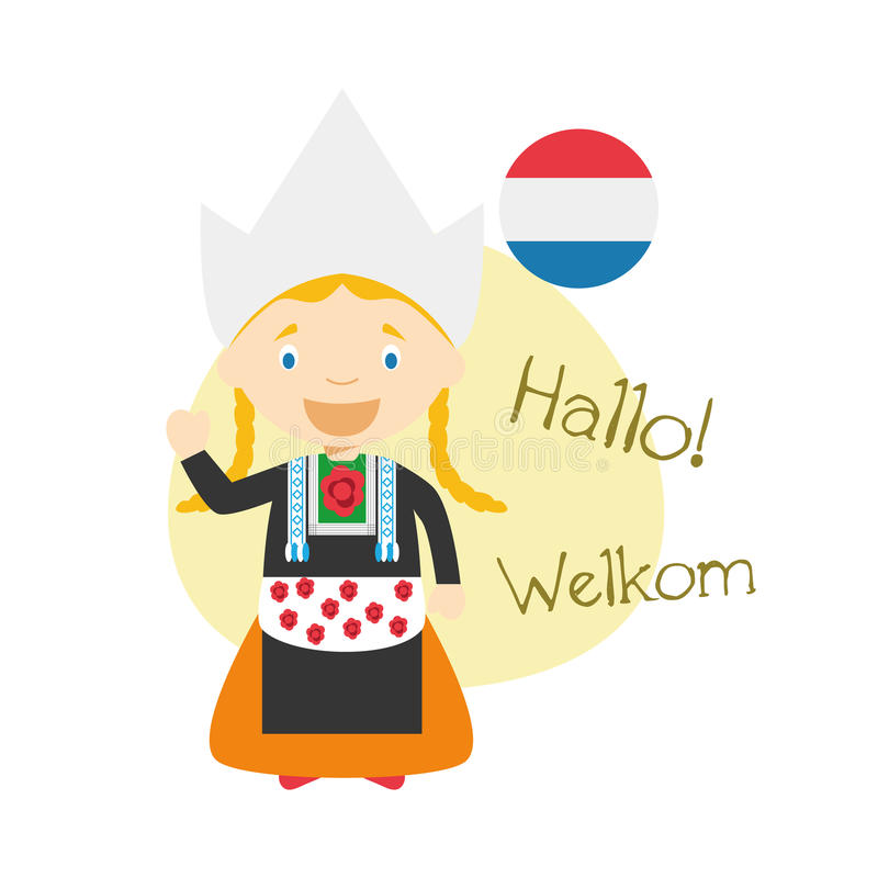 how to say hello in dutch