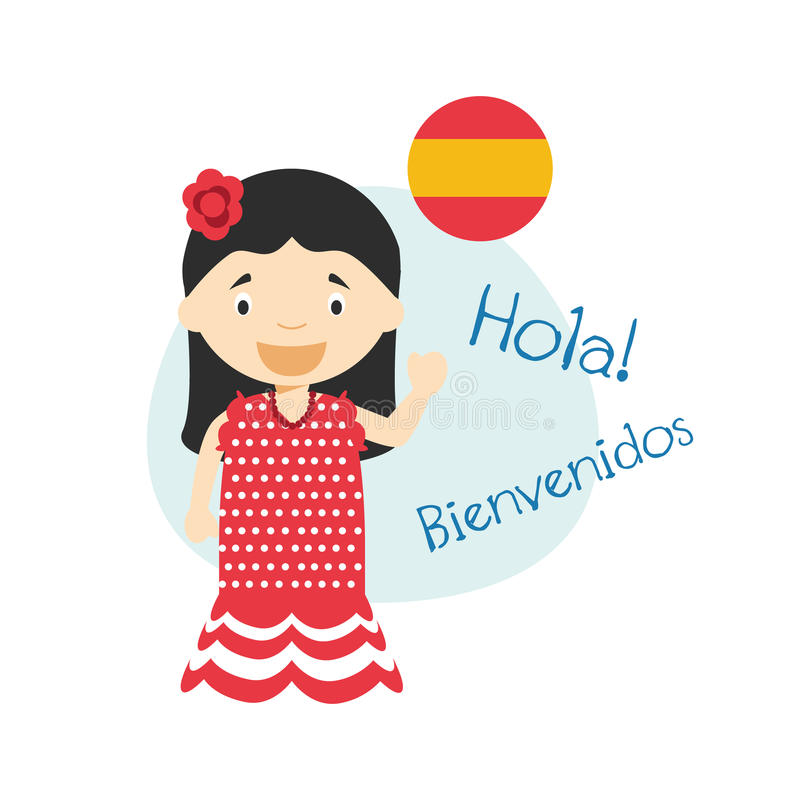 how to say hello in spanish audio