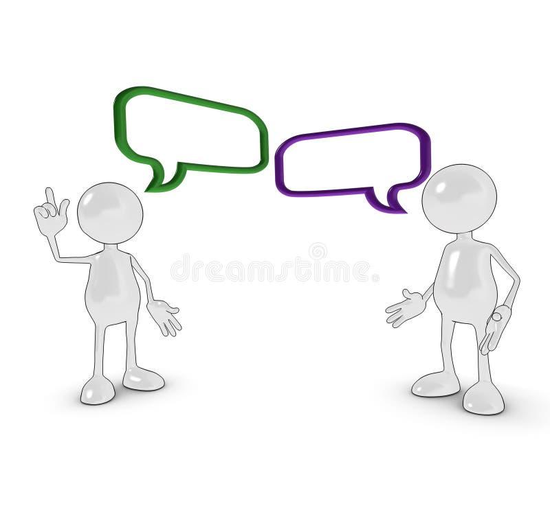 Cartoon chat