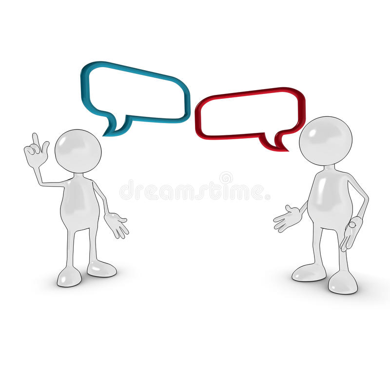Download Cartoon Chat Royalty Free Stock Photography - Image: 11571377