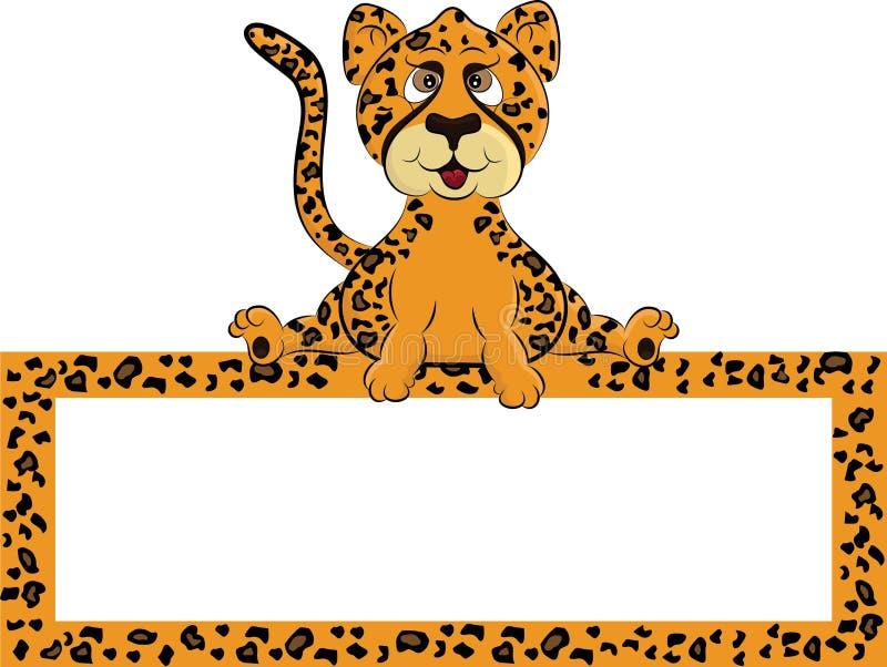 Cartoon cheetah stock vector. Illustration of africa - 49307488