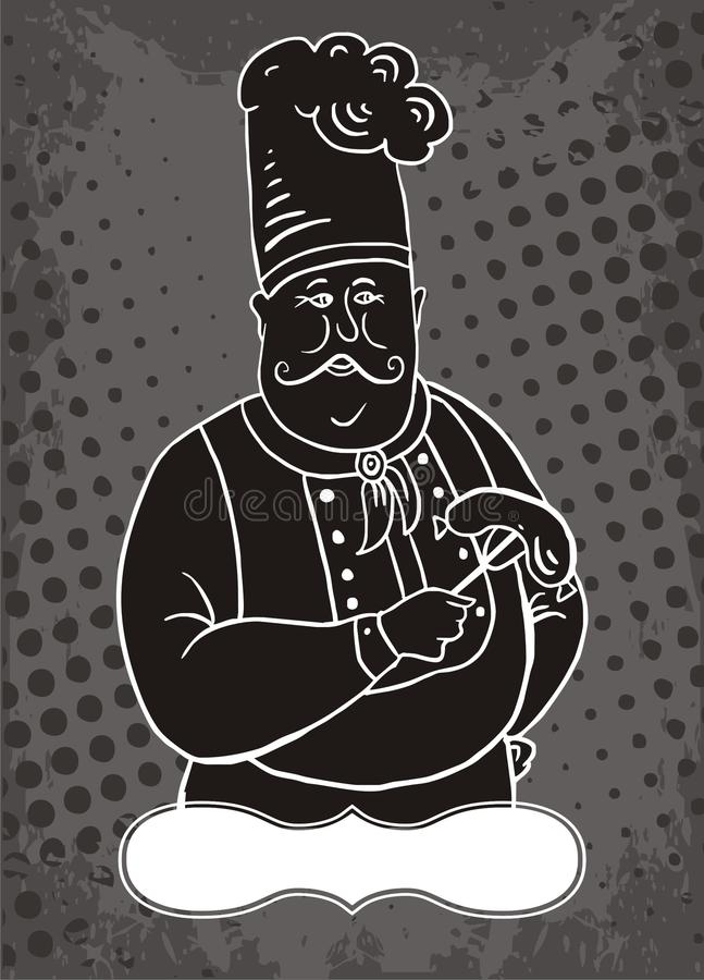 Download Cartoon Chef Royalty Free Stock Photos - Image: 23607908