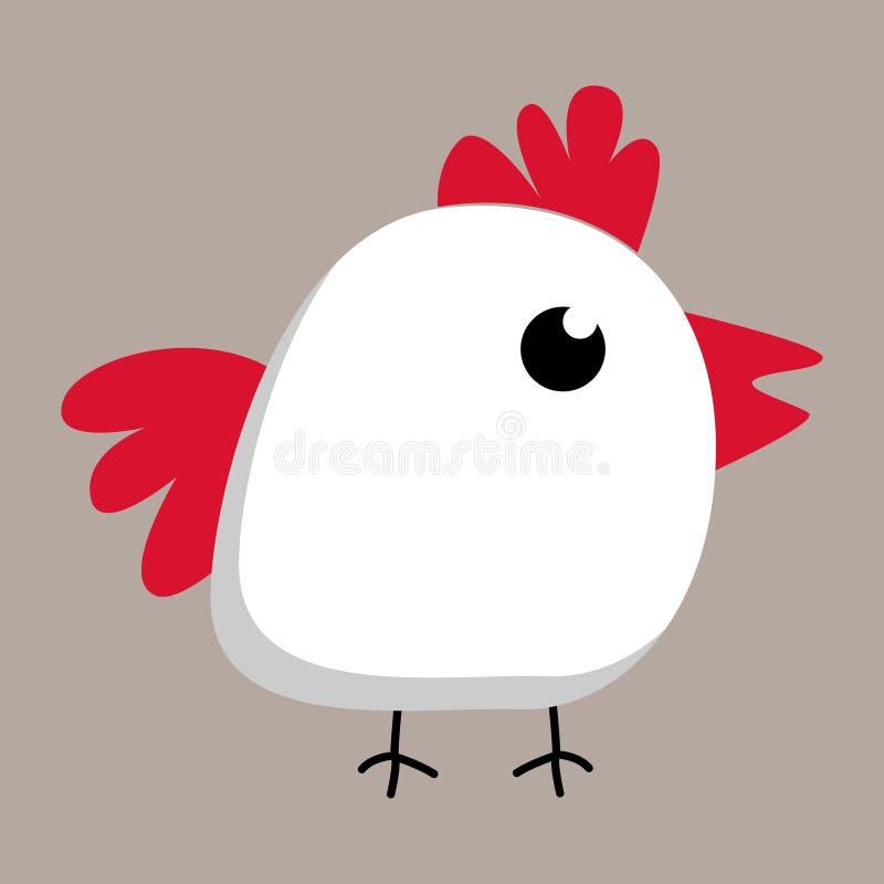 Cartoon Chicken stock images