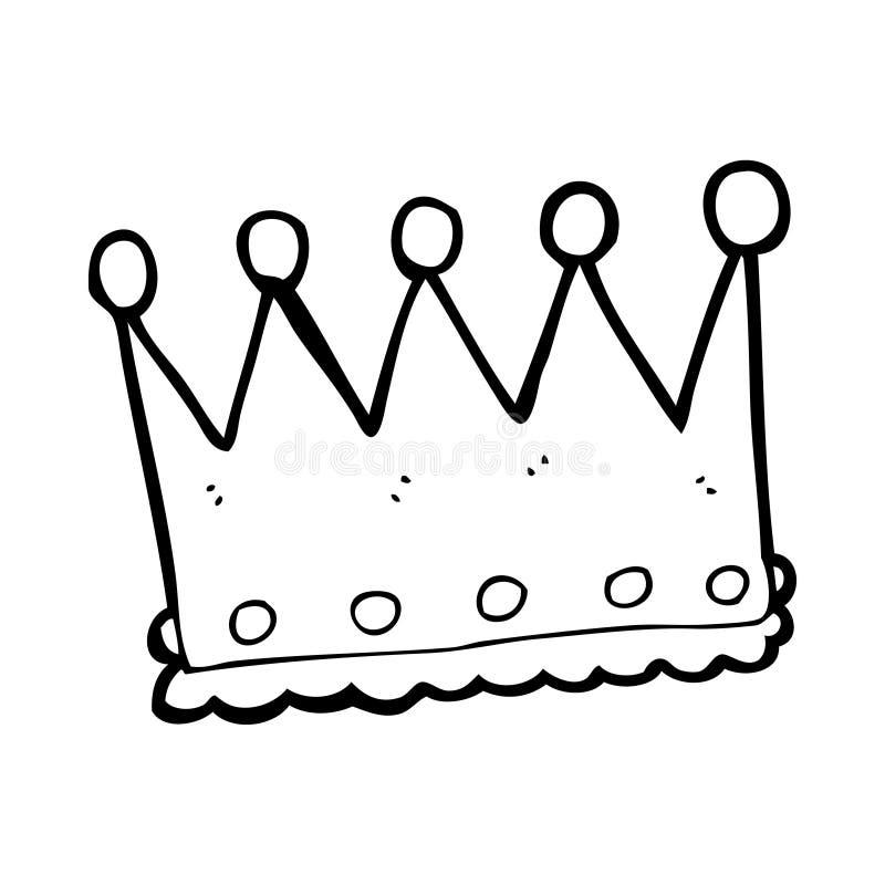 Cartoon Crown Stock Illustration Illustration Of Silly 37034556 Crown princess euclidean , cartoon princess crown material, pink crown illustration png clipart. cartoon crown stock illustration