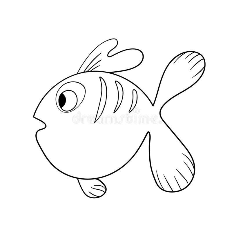 Colouring Fish Stock Illustrations – 1,177 Colouring Fish Stock  Illustrations, Vectors & Clipart - Dreamstime