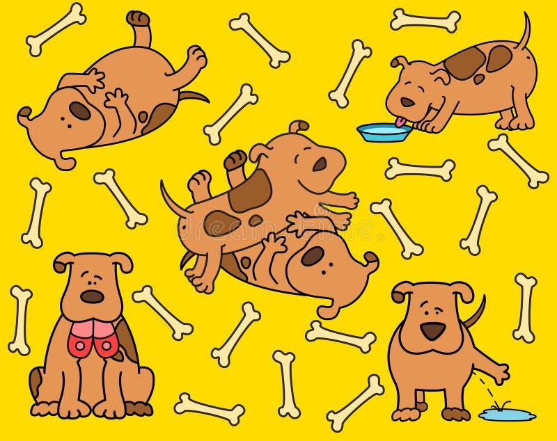 Download Cartoon Dog. Stock Images - Image: 16494594