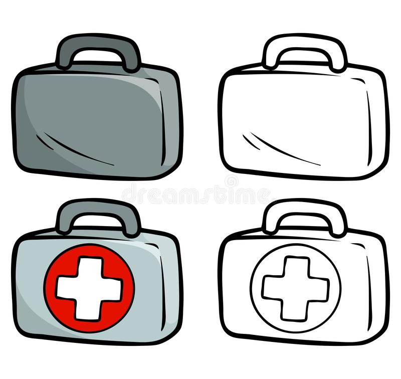 - Cartoon Doctor First Aid Kit Stock Illustrations – 983 Cartoon Doctor First  Aid Kit Stock Illustrations, Vectors & Clipart - Dreamstime
