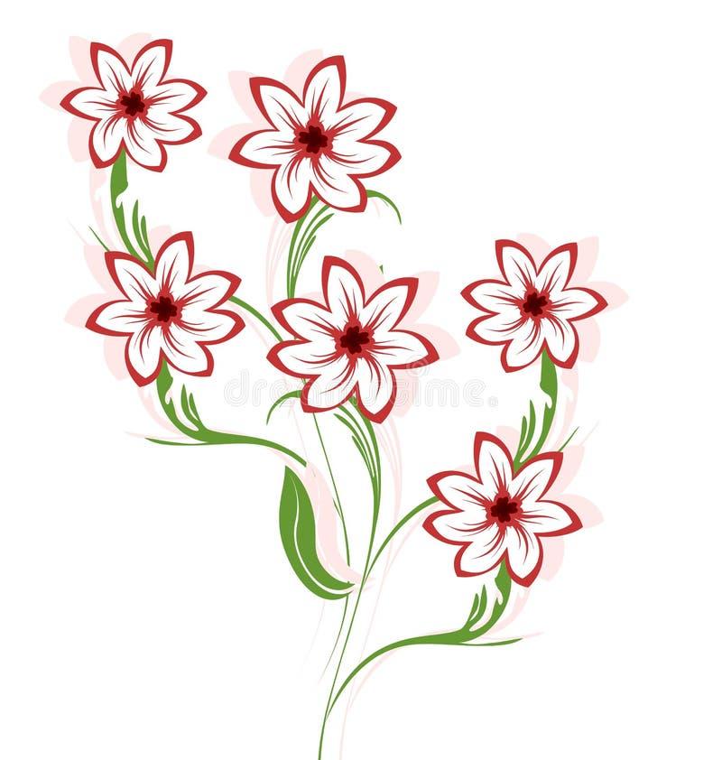 Free Cartoon Flower Royalty Free Stock Photo - 14443075