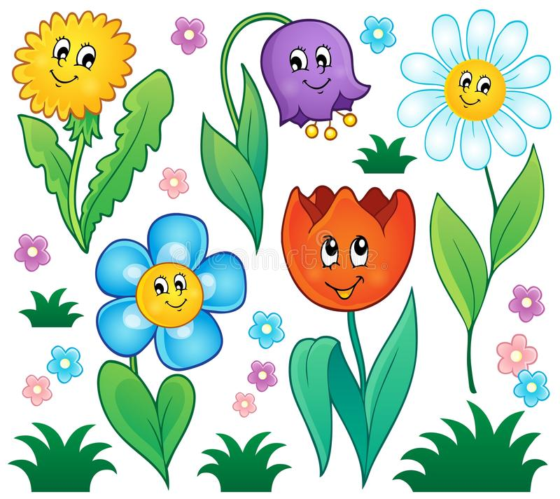 Cartoon Flowers Stock Illustrations 136 148 Cartoon Flowers Stock Illustrations Vectors Clipart Dreamstime