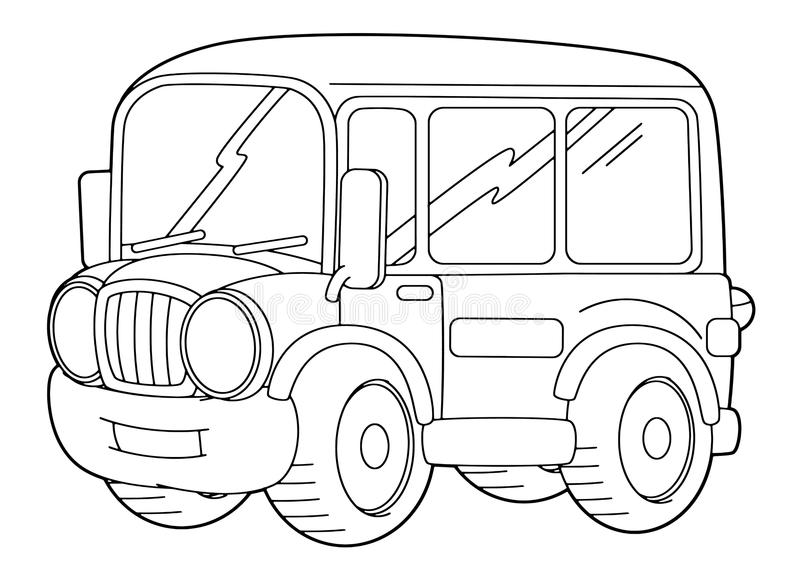 School Bus Coloring Page For Kids - Transportation Coloring pages ...   581x800