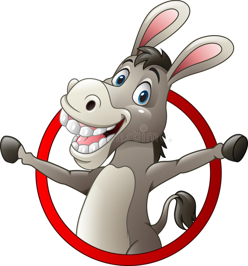 Donkey Face Free Vector Art - (4296 Free Downloads) - Vecteezy