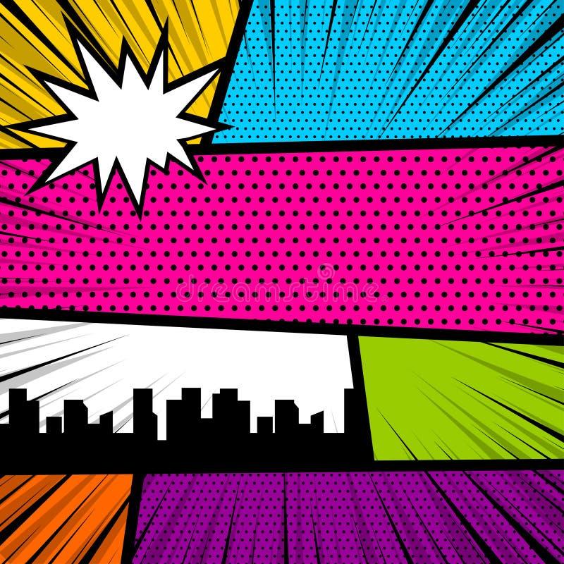 Pop art comic book colored backdrop stock vector illustration of download pop art comic book colored backdrop stock vector illustration of explosion shape toneelgroepblik Choice Image