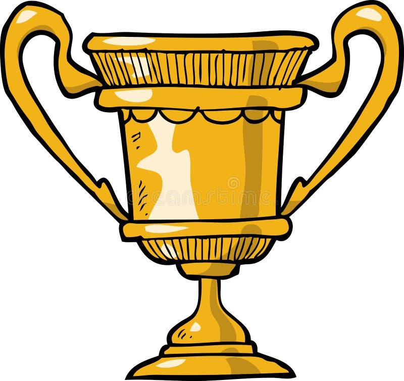 Pokal Gezeichnet