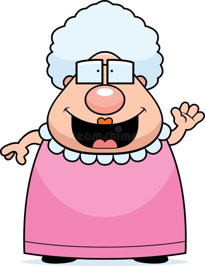 Image result for cartoon grandma