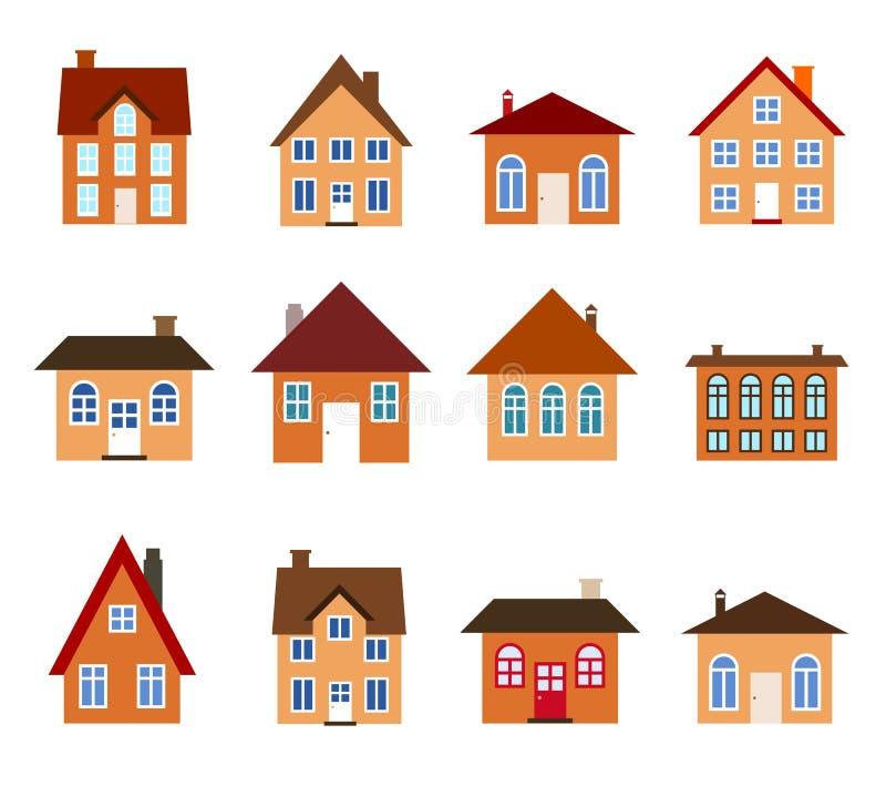 cartoon homes stock vector illustration of cabin contemporary rh dreamstime com cartoon home guard cartoon house picture