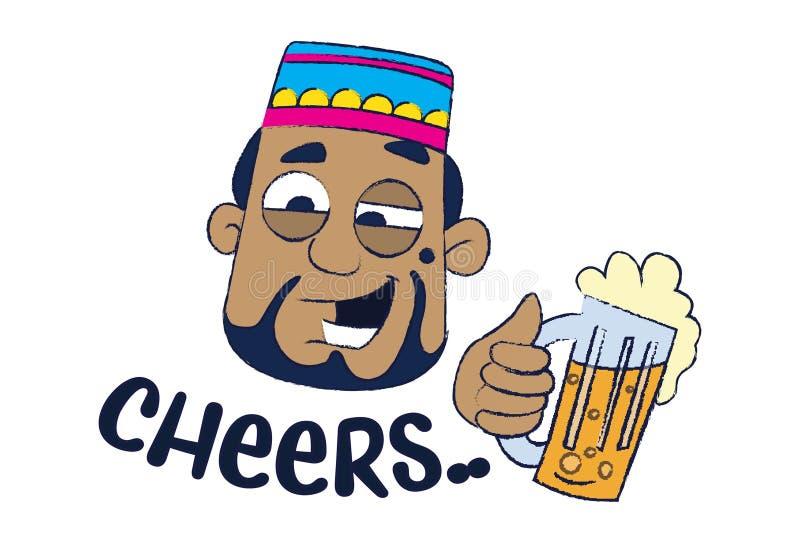 Cheers Cartoon Stock Illustrations – 5,666 Cheers Cartoon Stock ...