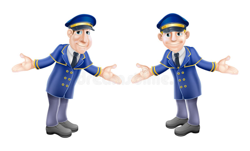 Doormen Or Bellhops Royalty Free Stock Photos Image