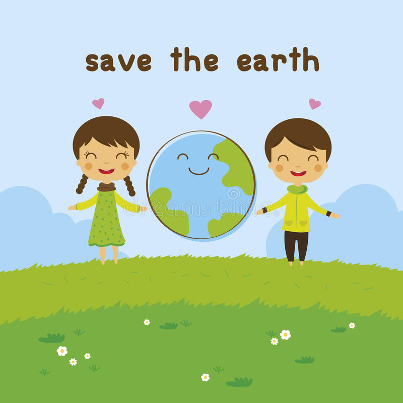 Save The Earth. The End Is Near.