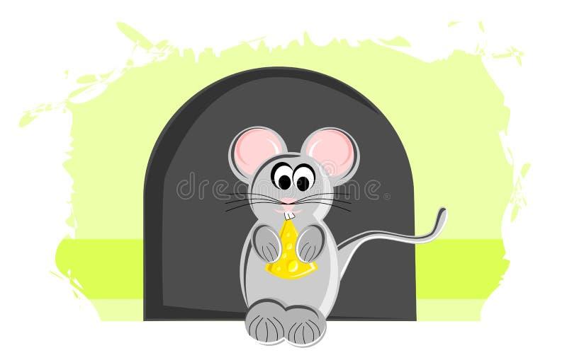 Cartoon Mouse stock photography