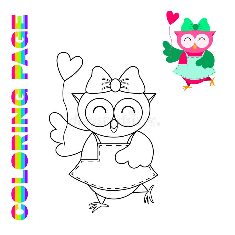 Kids Coloring Page Heart Stock Illustrations – 1,330 Kids Coloring Page  Heart Stock Illustrations, Vectors & Clipart - Dreamstime