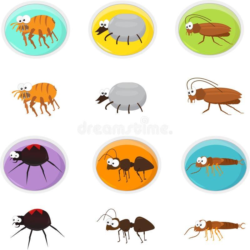 Download Cartoon Pests Stock Photos - Image: 35239513
