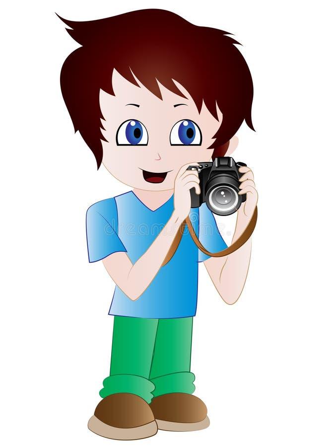 cartoon photographer clip art stock illustration illustration of rh dreamstime com photography clip art graphics photographer clip art free
