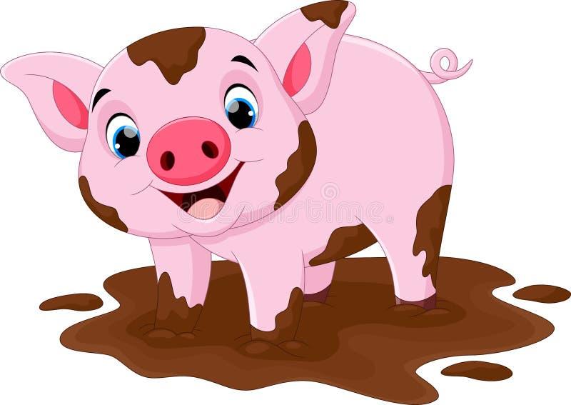 Baby Pig Cartoon Wallpaper Download