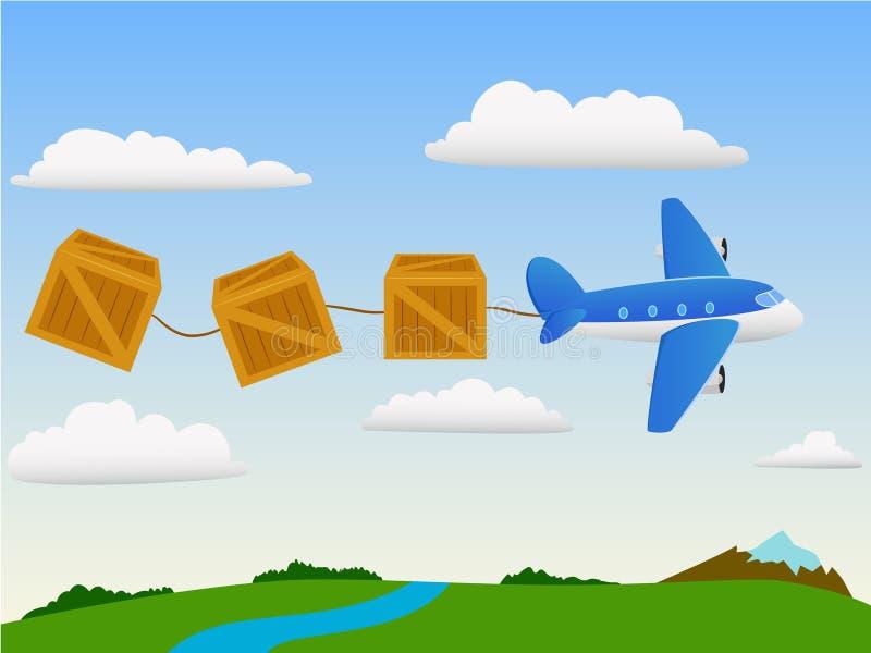 Cartoon Plane Sky Cargo Stock Illustrations 798 Cartoon Plane Sky Cargo Stock Illustrations Vectors Clipart Dreamstime