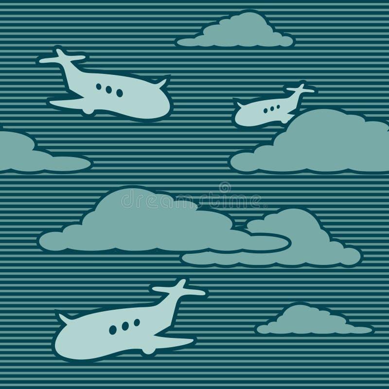 Download Cartoon planes stock vector. Image of template, sweet - 26655328