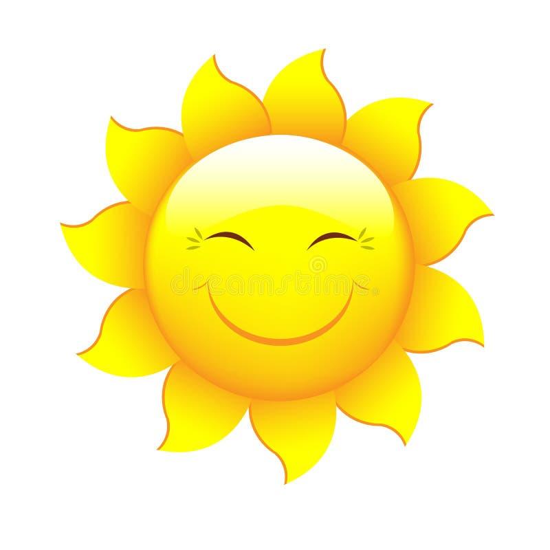 Download Cartoon Sun stock vector. Illustration of sign, summer - 19224091