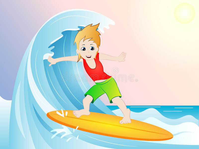 Surf Wave Clip Art