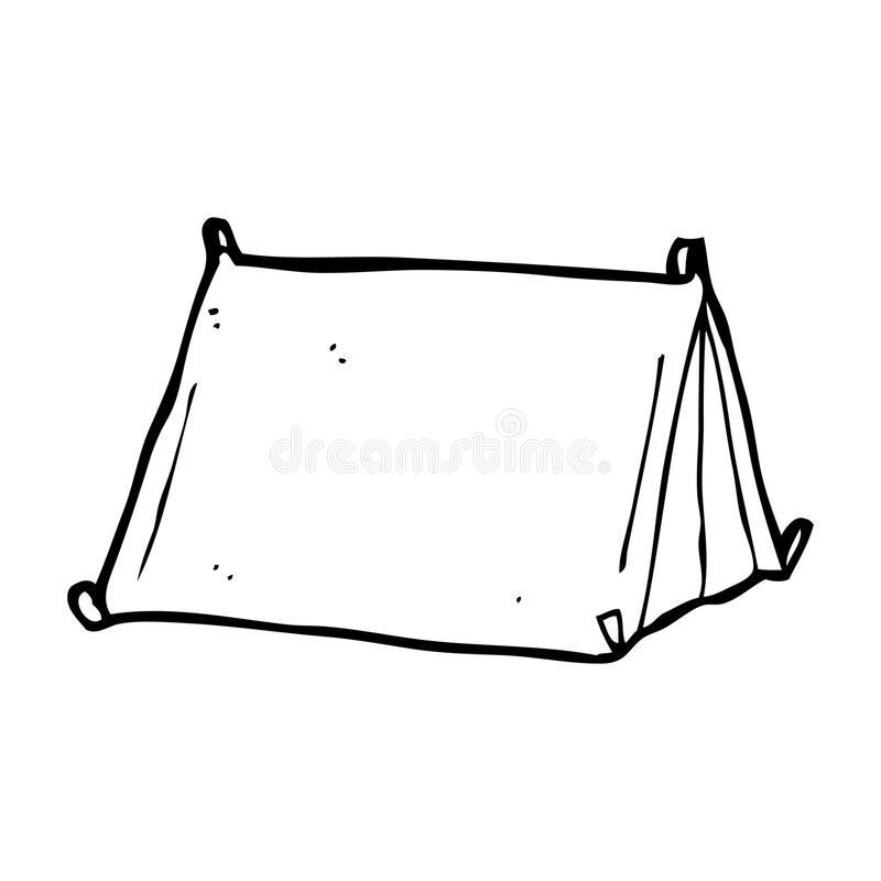 Download Cartoon traditional tent stock illustration. Illustration of funny - 37021564  sc 1 st  Dreamstime.com & Cartoon traditional tent stock illustration. Illustration of funny ...