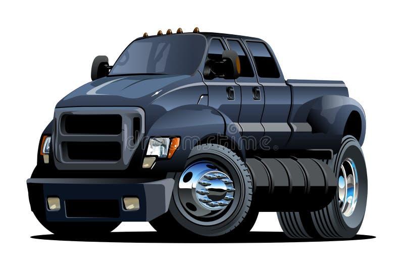 Cartoon vector car stock illustration